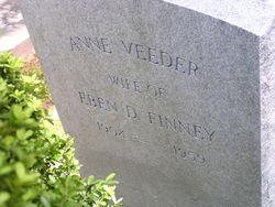 Anne <I>Veeder</I> Finney
