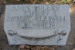 Lucy M <I>Toland</I> Glassell
