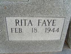 Rita Faye <I>DeShazer</I> Barnes