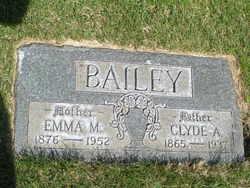 Emma Marie <I>Cooksey</I> Bailey