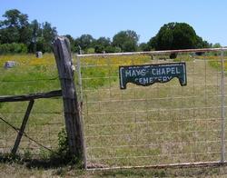 Mayes Chapel Cemetery