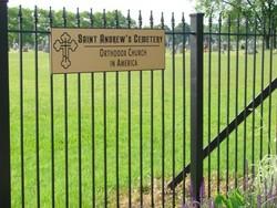 Saint Andrew's Cemetery