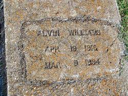 "Alvin ""Beanie"" Williams"
