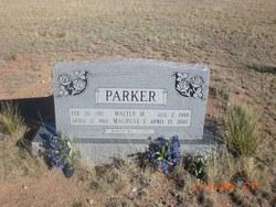 Leona Maurene <I>Evans</I> Parker