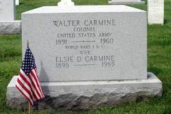 Elsie Laura <I>Davis</I> Carmine