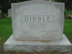 Minnie Dibble