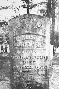 Willis Hamlin Brewer
