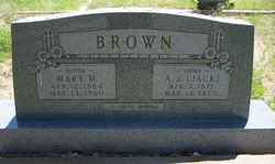 Andrew J Brown, Jr