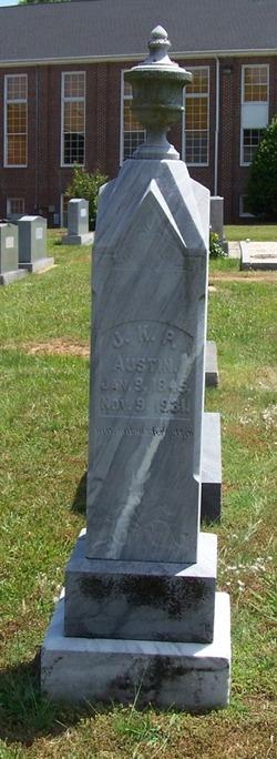 """James Knox Polk """"JKP"""" Austin"""