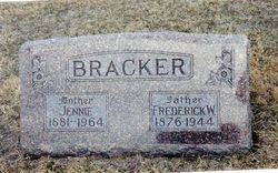 Frederick William Bracker