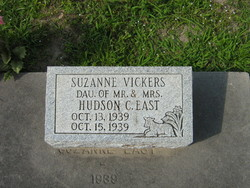 Suzanne <I>Vickers</I> East