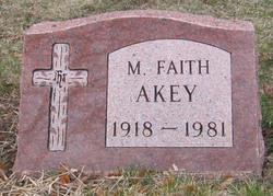 Mabel Faith Akey