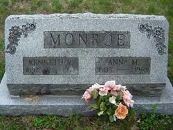 Anna M Monroe