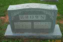 Alice <I>Cagle</I> Brown