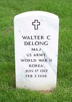 Walter C Delong