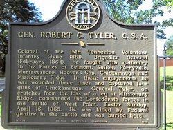 Fort Tyler Cemetery #1