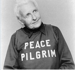 Mildred Norman Peace Pilgrim Ryder
