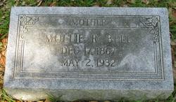 "Mary Eliza ""Mollie"" <I>Rodgers</I> Bell"