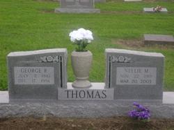 Nellie Mae <I>Carey</I> Thomas