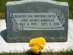 John George Bakoulas
