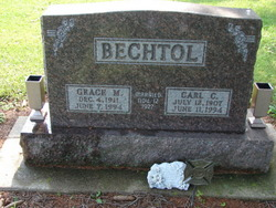 Grace Marie <I>Brown</I> Bechtol