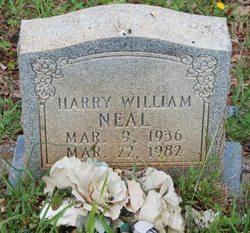 Harry William Neal