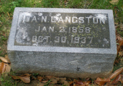 Ida <I>Napier</I> Langston