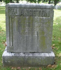 Arthur Dessalines Langston