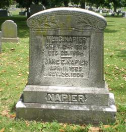 William Carroll Napier
