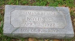 James Blaine Boyd, Sr