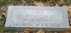 James Blaine Boyd, Jr