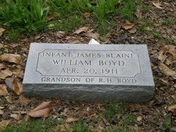 James Blaine William Boyd