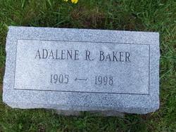 Adalene R Baker