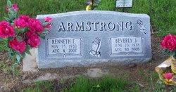 Beverly J. <I>Hodel</I> Armstrong