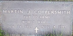 Martin J Coppersmith