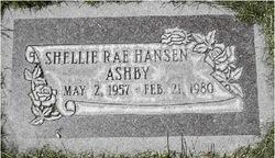 Shellie Rae <I>Hansen</I> Ashby