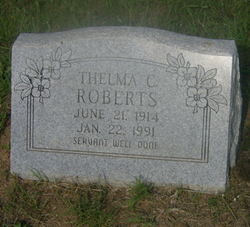 Thelma C. Roberts