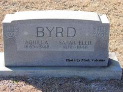 Sarah Eleanor Ellie <I>Stewart</I> Byrd