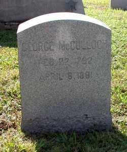 George McCulloch