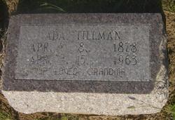 Ada Tillman