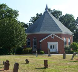Waxhaw Baptist Church Cemetery