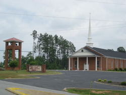 Buck Creek Baptist Church Cemetery