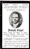 Joseph Engel, Sr