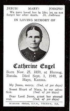 Catherine <I>Younger</I> Engel