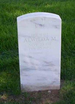 Alwilda Marine <I>Adams</I> Smith