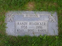 Randy Dean Readicker