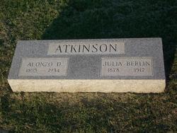 Julia <I>Berlin</I> Atkinson