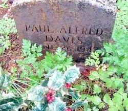 Paul Alfred Davis