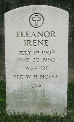 Eleanor Irene Hopke