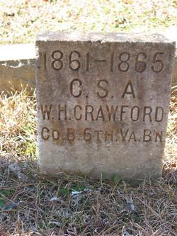 W. H. Crawford